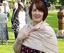 CEO Ann Gillard at the Garden Party vcropped