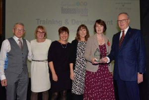 EB Bus Award-T&D
