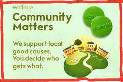 waitrose community logo
