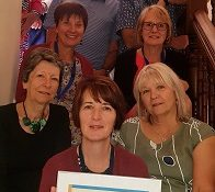 Charity of the Year - Joint Winners - People Matter team photo