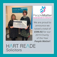 Hart Reade funds raised2